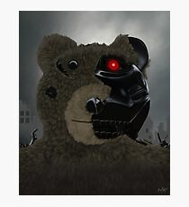 Bearinator Photographic Print