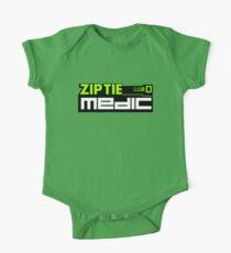 ZIP TIE medic (3) One Piece - Short Sleeve