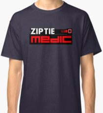 ZIP TIE medic (6) Classic T-Shirt