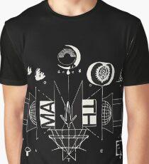 #1 Bon Iver / 22, A Million Graphic T-Shirt