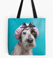 Wet Dog, Benji Tote Bag