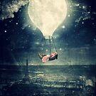 Moon Reverie by Paula Belle Flores
