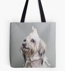 Wet Dog, Oscar Tote Bag
