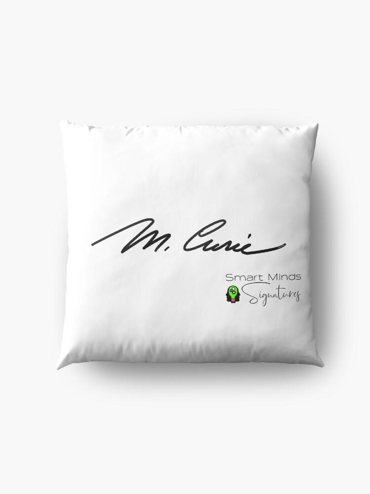 Alternate view of  Signatures Series Marie Curie Floor Pillow