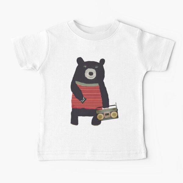 Boomer Bear Baby T-Shirt