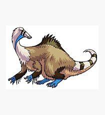 Deinocheirus Photographic Print