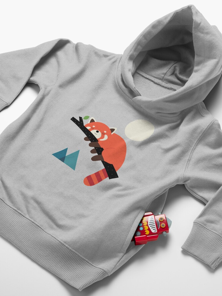 Alternate view of Nap Time Toddler Pullover Hoodie