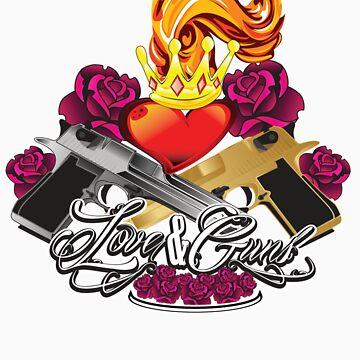 Love&Guns by steinism
