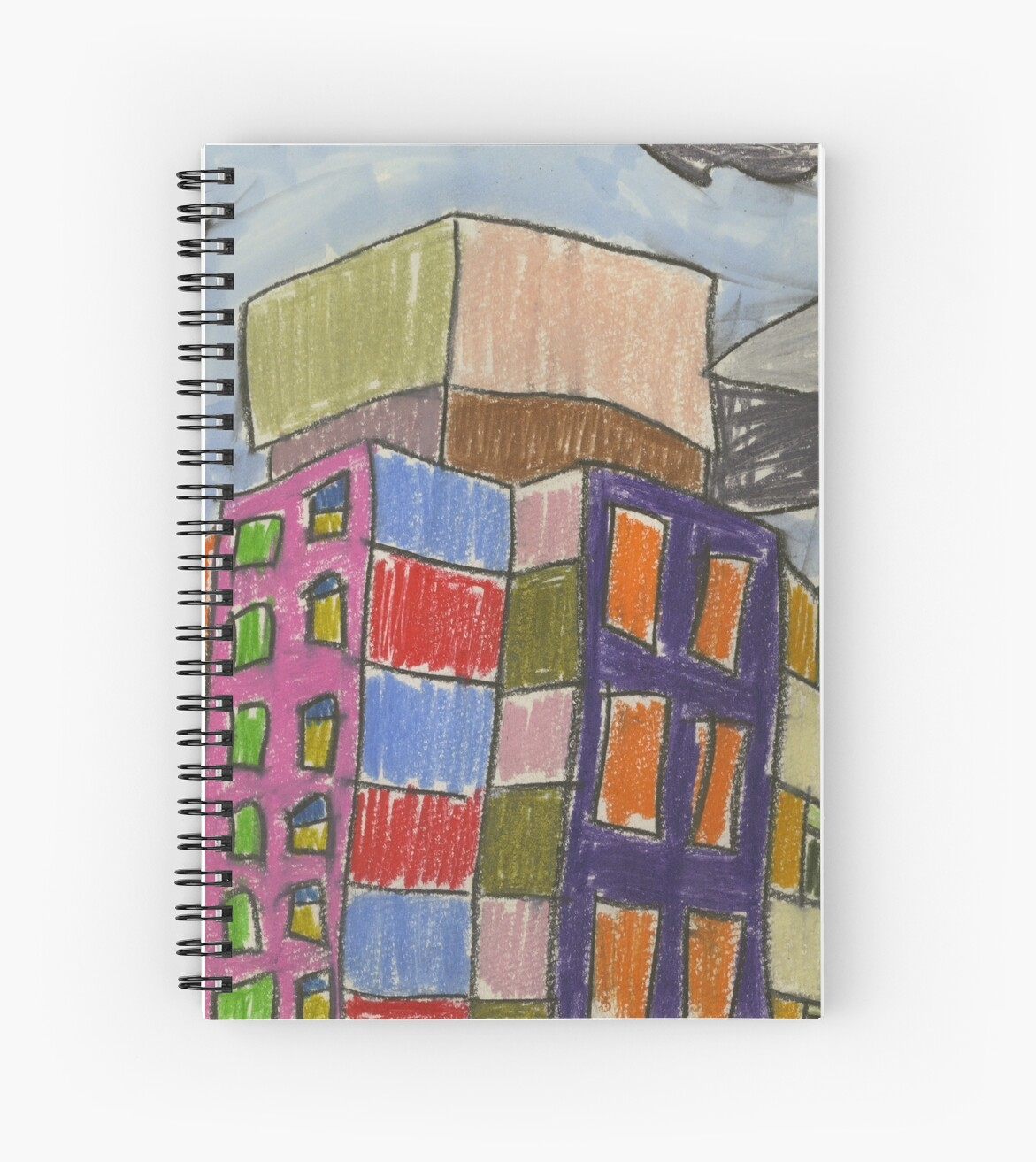 City XXXIV (2013) (Redfern) - drawing by artcollect by artcollect