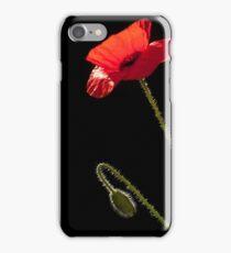 rode klaproos iPhone Case/Skin