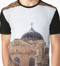 Church of the Holy Sepulchre Graphic T-Shirt