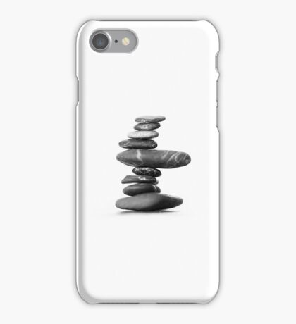 balancing rocks iPhone Case/Skin