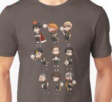 Haikyuu!! / Karasuno Chibs Tee Unisex T-Shirt