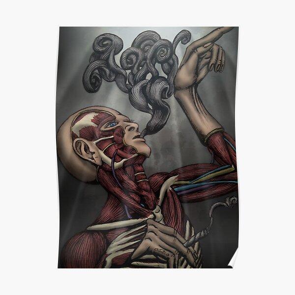 Cigarette? by Ordovich Poster