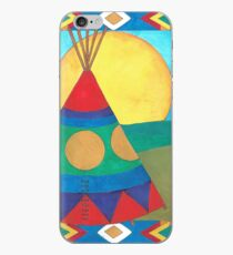 Teepee - Not My Home iPhone Case