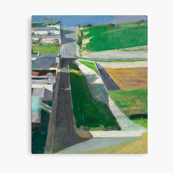 Richard Diebenkorn | Cityscape #1 |  Canvas Print