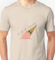 Oh no, my ice cream! T-Shirt