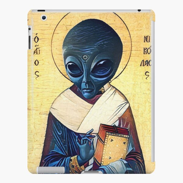 St. Alien iPad Snap Case