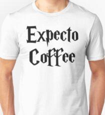 Expecto Coffee - I await Coffee Unisex T-Shirt