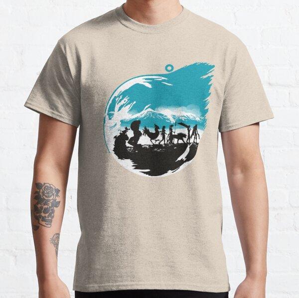 COMPAÑERISMO DE LA FANTASÍA Camiseta clásica