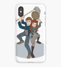 Night Terrors a la Tangled iPhone Case/Skin