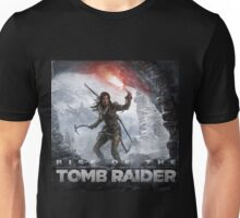 Rise of the Tomb Raider Video Game Unisex T-Shirt