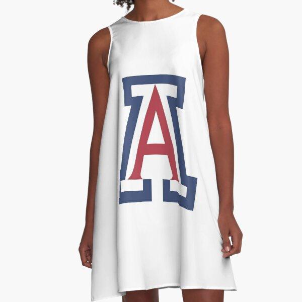 arizona wildcats merch A-Line Dress