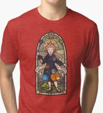 Our Lady of Education Tri-blend T-Shirt