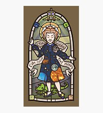 Our Lady of Education Photographic Print