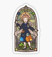 Our Lady of Education Sticker