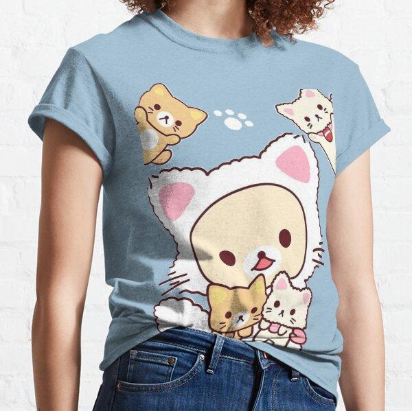 Cute rilakkuma cat Classic T-Shirt