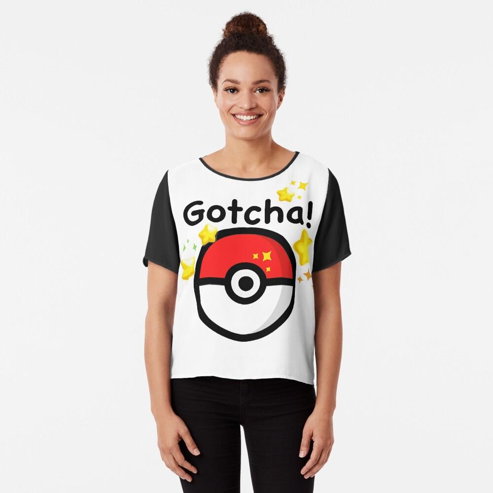 Pokemon go - Gotcha - pokeball