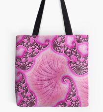 Pink Manhattan Tote Bag