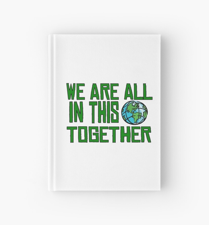 Planet Earth Nature Quotes Beautiful Inspirational Hardcover