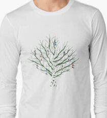 Something's Afoot Long Sleeve T-Shirt