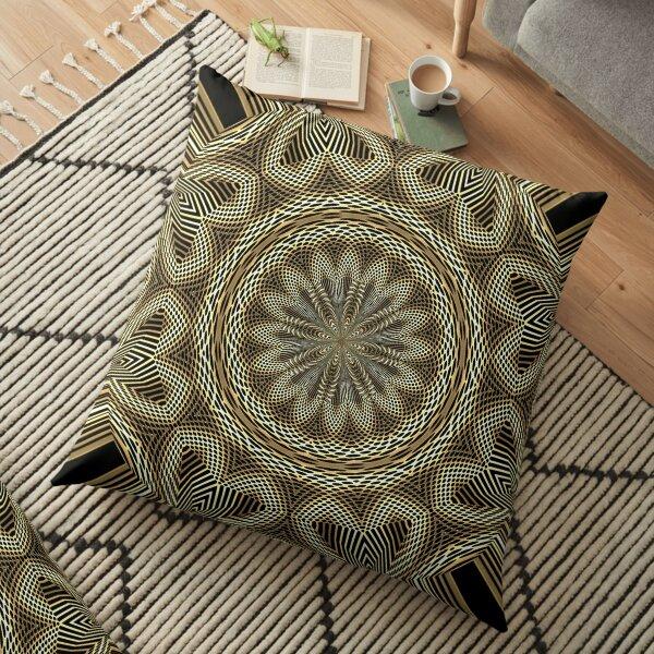 Boho Chic Bohemian 1 Floor Pillow