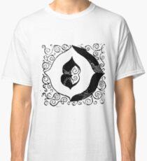 Block Alphabet Letter O Classic T-Shirt