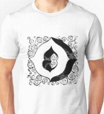 Block Alphabet Letter O Unisex T-Shirt