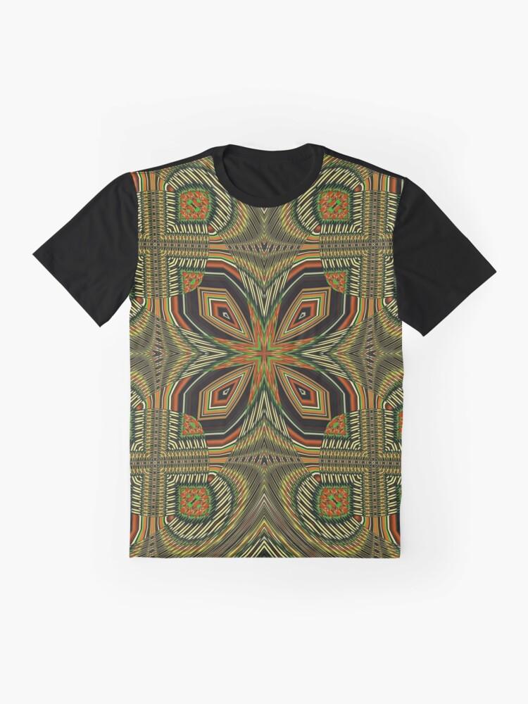 Alternate view of Boho Chic Bohemian 2 Graphic T-Shirt