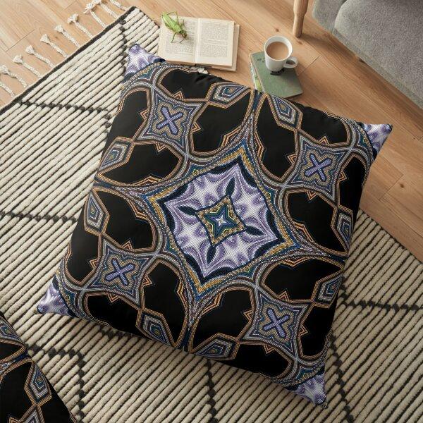 Boho Chic Bohemian 3 Floor Pillow