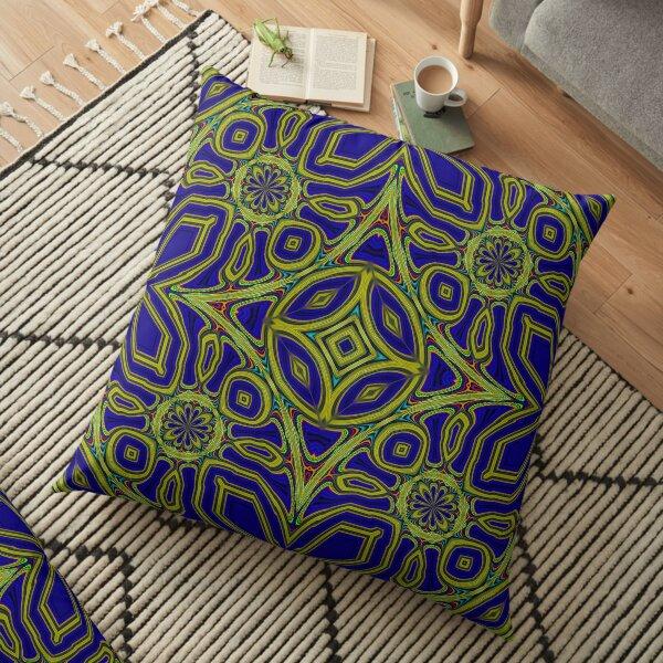 Boho Chic Bohemian 4 Floor Pillow