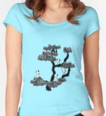 Kodama Tree Women's Fitted Scoop T-Shirt