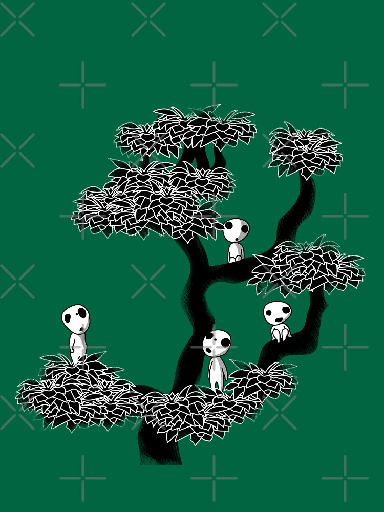 TShirtGifter presents: Kodama Tree | Unisex T-Shirt