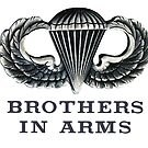 Jump Wings - Brother in Arms by Buckwhite