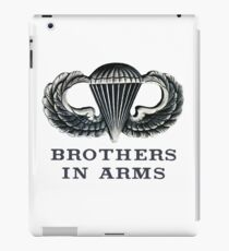 Jump Wings - Brother in Arms iPad Case/Skin