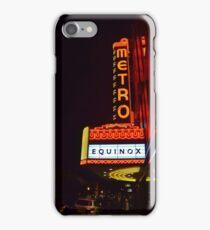 The Metro iPhone Case/Skin