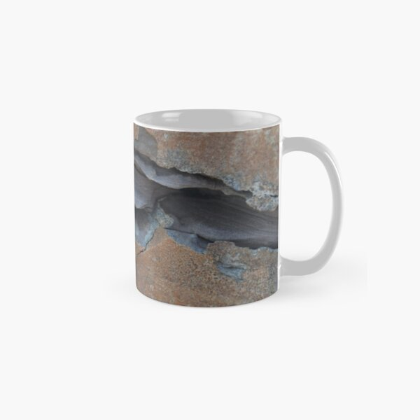 Carved out Classic Mug