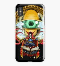 Doctor Strange in the Agamotto Eye iPhone Case/Skin