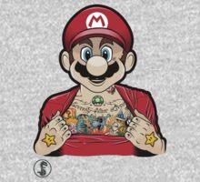 Mario's Got Ink | Unisex T-Shirt