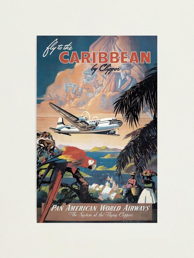 Pan American Airways AAP Vintage Autocollant